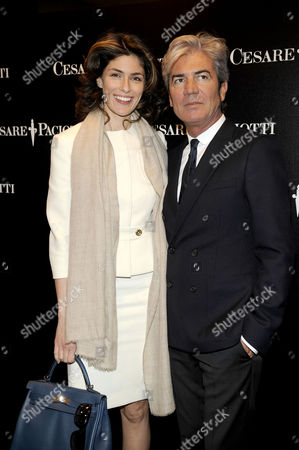 Anna Valle and Cesare Paciotti