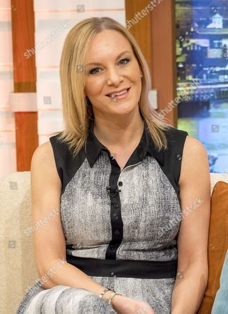 Editorial picture of 'Good Morning Britain' TV show, London, UK - 31 Mar 2017