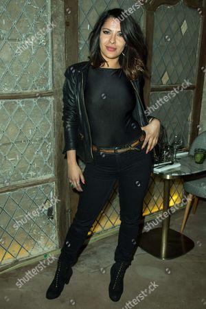 Stock Photo of Gisele Suarez