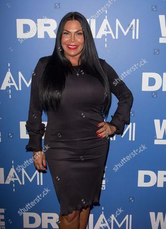 Editorial picture of 'Dr. Miami' TV show premiere party, Miami, USA - 30 Mar 2017