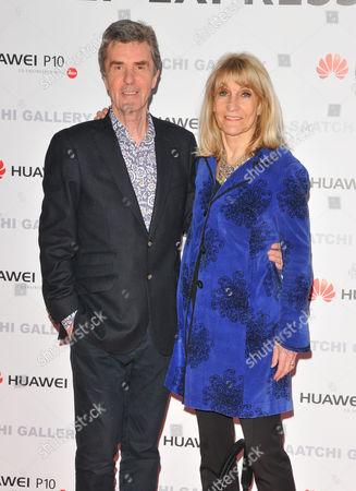 John Stapleton and Lynn Faulds Wood