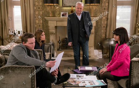 As Lachlan White, as played by Thomas Atkinson, continues to be distant, a worried Chrissie White, as played by Louise Marwood, gives Leyla Harding, as played by Rokhsaneh Ghawam-Shahidi, a cash incentive to include Lachlan in a business deal. but how will Lachlan react if the truth of his mother's meddling comes out? (Ep 7806 - Fri 21 April 2017)