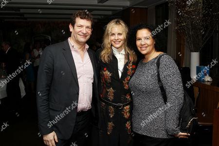 Dr. Jonathon Aviv, Lori Singer, Elinor Tatum
