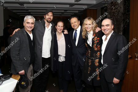 "Editorial photo of NYC screening of ""God Knows Where I Am"" - After Party, New York, USA - 31 Mar 2017"