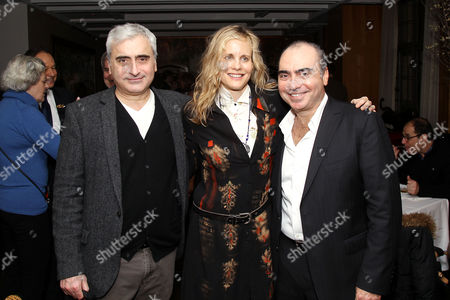 "Editorial picture of NYC screening of ""God Knows Where I Am"" - After Party, New York, USA - 31 Mar 2017"