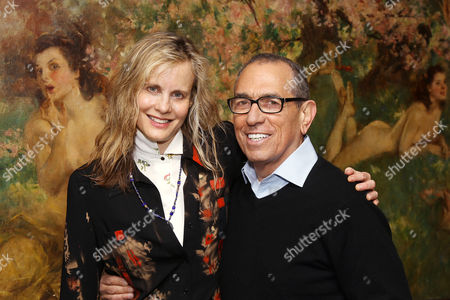"""Editorial photo of NYC screening of """"God Knows Where I Am"""" - After Party, New York, USA - 31 Mar 2017"""