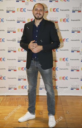 Stock Picture of Karim Rissouli