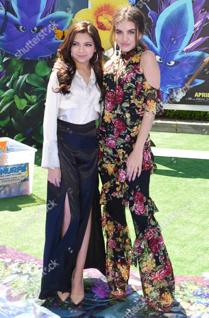Cree Cicchino and Lilimar Hernandez