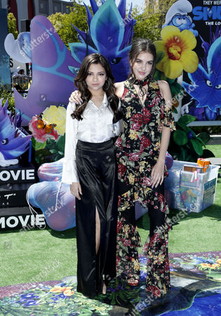 Lilimar Hernandez and Cree Cicchino