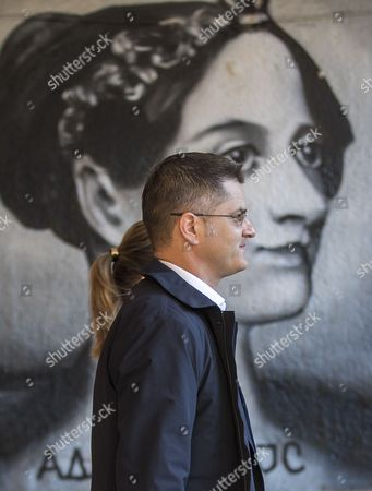 Presidential candidate and former president of the United Nations General Assembly, Vuk Jeremic leaves a a polling station after voting during the Serbian Presidential elections, in Belgrade, Serbia, 02 April 2017. Eleven candidates are running for the office of the President of the republic of Serbia, the term of office that will last five years and begin from the day of taking of the oath before the National Assembly.