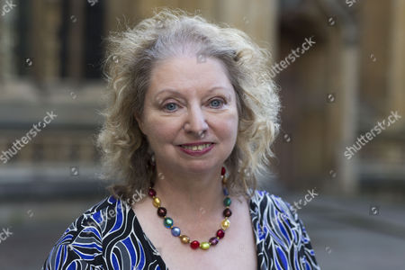 Booker Prize Winner Dame Hilary Mantel