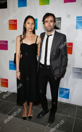 Katherine Tsina and Andrew Bird