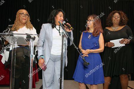 Editorial picture of WDAS Women Of Excellence Awards, Philadelphia, USA - 01 Apr 2017