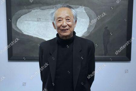 Stock Photo of Gao Xingjian