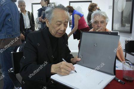 Stock Image of Gao Xingjian