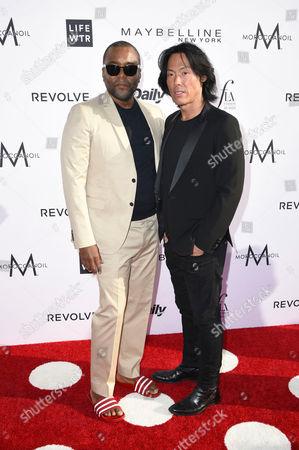 Lee Daniels and Stephen Gan