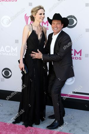 Editorial photo of The 52nd ACM Awards, Arrivals, Las Vegas, USA - 02 Apr 2017