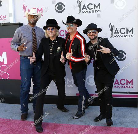 Cowboy Troy, Big Kenny, John Rich, DJ Sinister