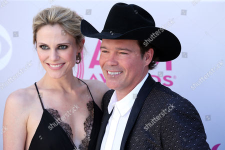 Editorial image of The 52nd ACM Awards, Arrivals, Las Vegas, USA - 02 Apr 2017