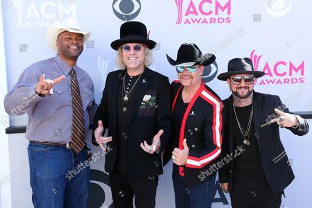 Cowboy Troy, Big Kenny, John Rich and DJ Sinister