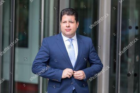 Chief Minister of Gibraltar Fabian Picardo