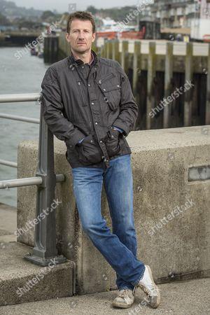 Mark Bazeley as Jim.