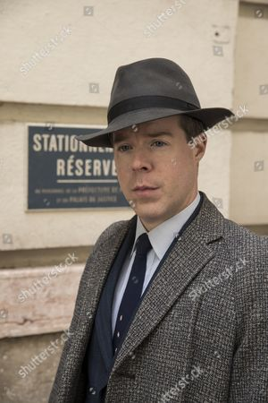 'Maigret - Night at the Crossroads' - Stephen Wight as Thierry Bertinet.