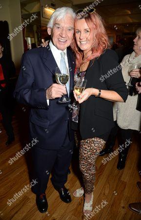 Bill Martin and Susie Webb