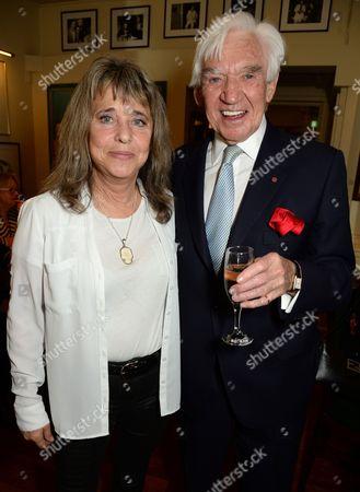 Suzi Quatro and Bill Martin