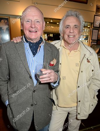 Roger Howe and Peter Stringfellow