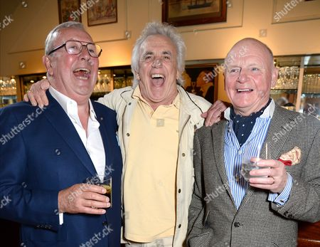 Richard Shepherd, Peter Stringfellow and Roger Howe