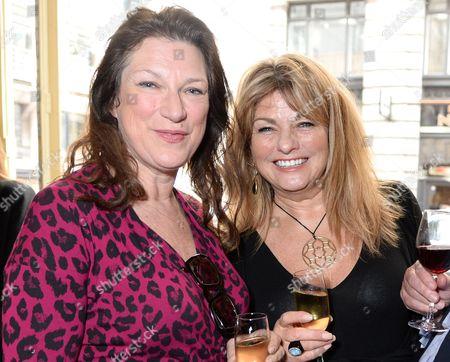Mardi Gilmore and Carole Ashby