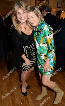 Carole Ashby and Penny Smith