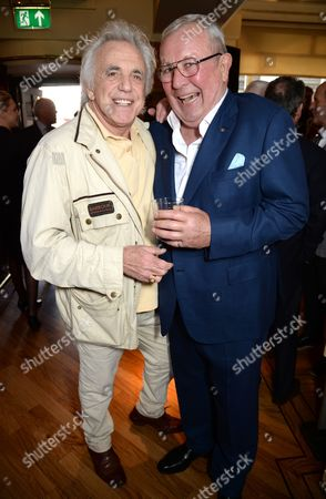 Peter Stringfellow and Richard Shepherd