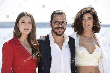 Seranay Sarikaya, Berrak Tuzunatac and Mehmet Gunsur