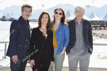 Editorial picture of MIPTV 2017 photocall in Cannes, France - 03 Apr 2017