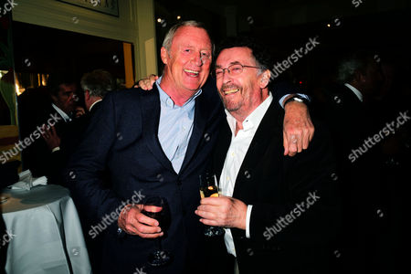 Chris Tarrant and Robert Powell
