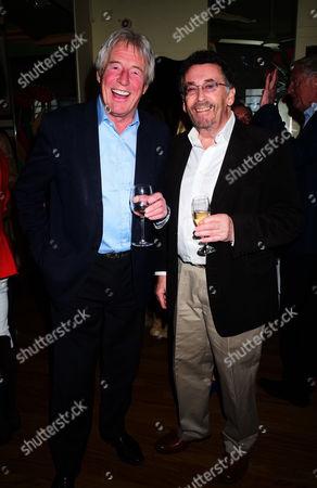 Bill Wiggins with Robert Powell