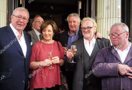 Richard Shepherd, Delia Smith, Brian Turner, Anthony Worrell Thompson & Fergus Henderson