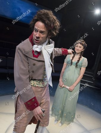 Keir Charles as John Brass, Claire Lams as Louisa