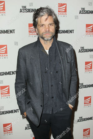 Editorial image of New York Special Screening of Saban Films 'The Assignment', New York, USA - 03 Apr 2017