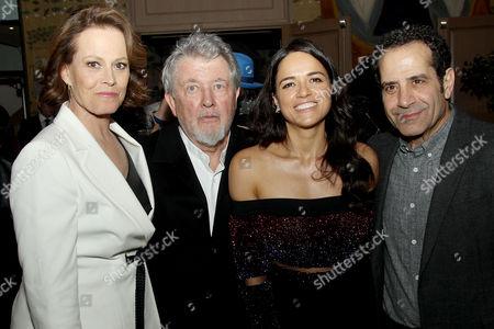 Sigourney Weaver, Walter Hill (Writer, Director), Michelle Rodriguez, Tony Shalhoub