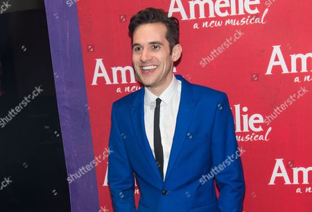 Editorial photo of 'Amelie' play opening night, Arrivals, New York, USA -  - 03 Apr 2017