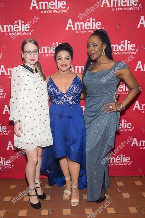 Alyse Alan Louis, Maria-Christina Oliveras and Harriett D. Foy