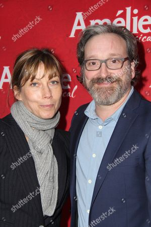 Stock Image of Guest and Jeremy Shamos