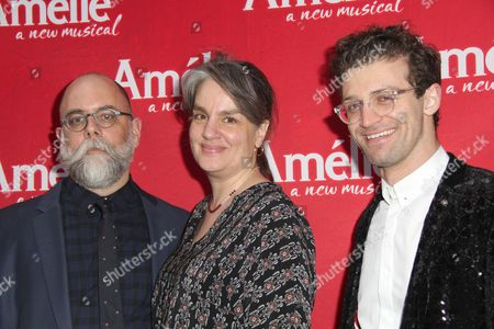 David Zinn, Pam MacKinnon, Sam Pinkelton
