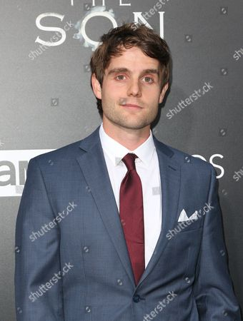 Editorial photo of 'The Son' TV show premiere, Los Angeles, USA - 03 Apr 2017