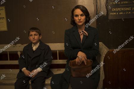 Stock Photo of Amir Tessler, Natalie Portman