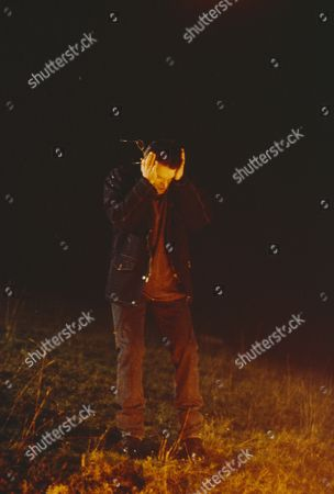 Emmerdale Plane Crash Disaster - Nick and Archie are walking home when they are blinded by fluid falling from the sky. Archie, as played by Tony Pitts, is then engulfed in flames. (Ep 1829 - 30th December 1993).