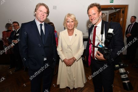 Editorial picture of Prince Charles and Camilla Duchess of Cornwall visit to Italy - 04 Apr 2017